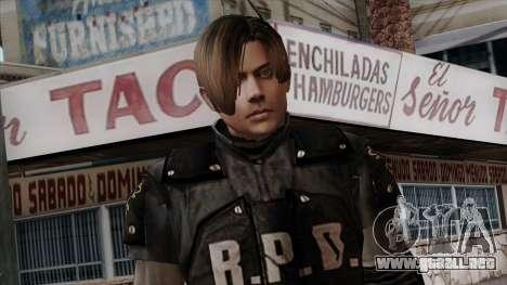 Resident Evil Skin 7 para GTA San Andreas tercera pantalla