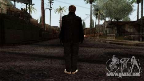 GTA 4 Skin 24 para GTA San Andreas segunda pantalla