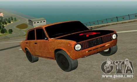 VAZ 2101 Ratlook v2 para GTA San Andreas