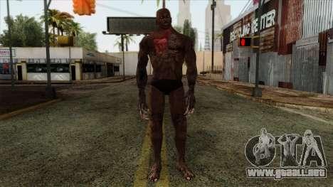 Resident Evil Skin 10 para GTA San Andreas