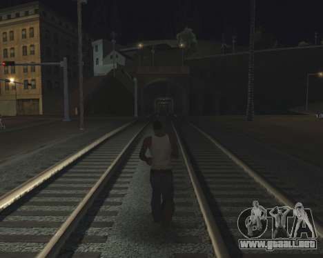 Colormod High Color para GTA San Andreas
