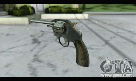 Colt Offical Police para GTA San Andreas