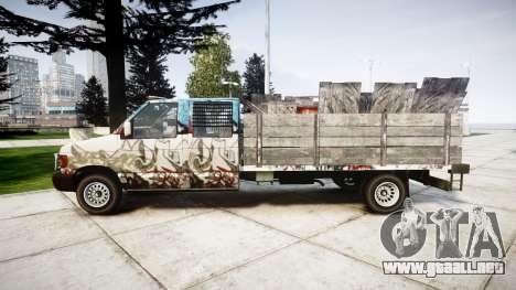 Vapid Steed Old para GTA 4