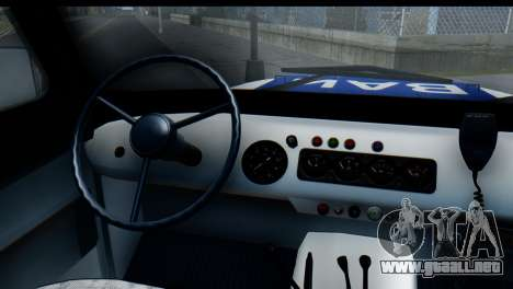 UAZ 469 VAI para la visión correcta GTA San Andreas