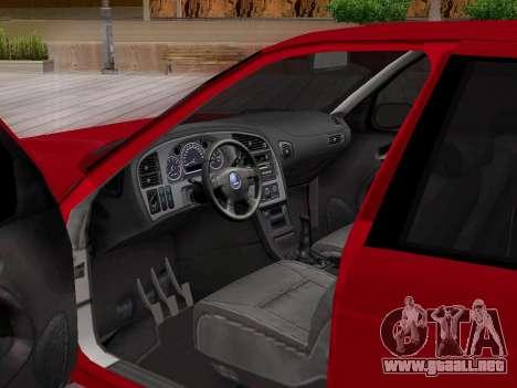 Saab 95 para las ruedas de GTA San Andreas