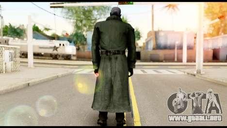 Resident Evil Skin 12 para GTA San Andreas segunda pantalla