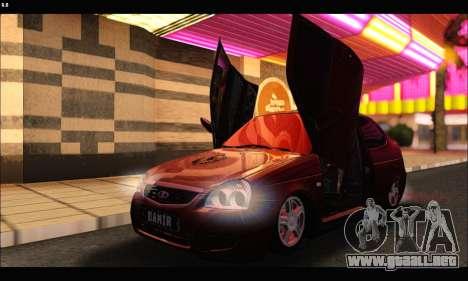 Lada Priora Coupe para GTA San Andreas