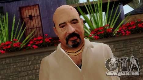 GTA 4 Skin 83 para GTA San Andreas tercera pantalla