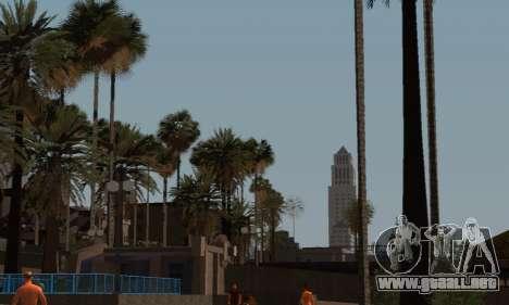 ENBSeries v6 By phpa para GTA San Andreas octavo de pantalla