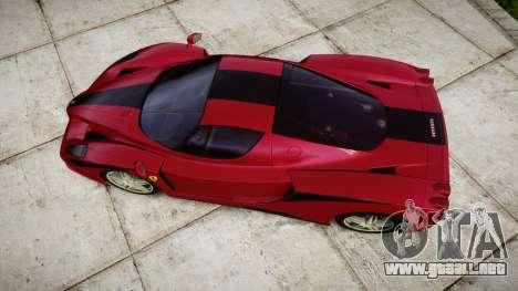 Ferrari Enzo 2002 [EPM] Stripes para GTA 4 visión correcta
