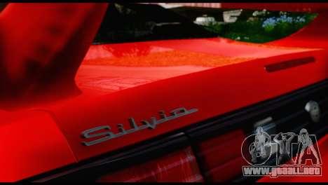 Nissan Silvia S14 Ks para la visión correcta GTA San Andreas