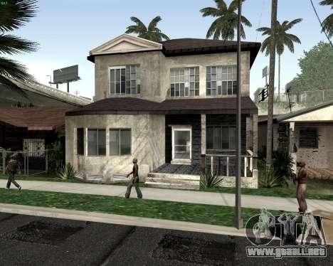 RealColorMod v2.1 para GTA San Andreas tercera pantalla