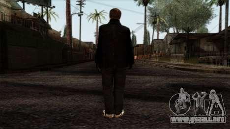 GTA 4 Skin 24 para GTA San Andreas tercera pantalla