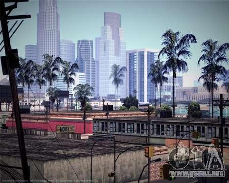 ENBSeries débiles y medianas PC para GTA San Andreas