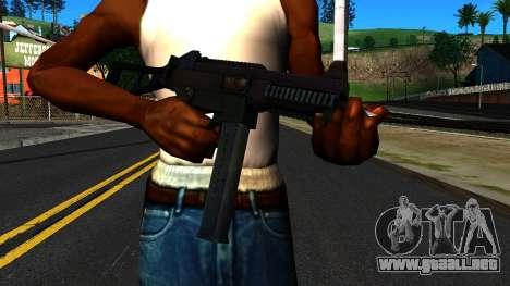 UMP45 from Battlefield 4 v2 para GTA San Andreas tercera pantalla