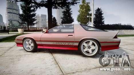 Imponte Ruiner GT para GTA 4 left
