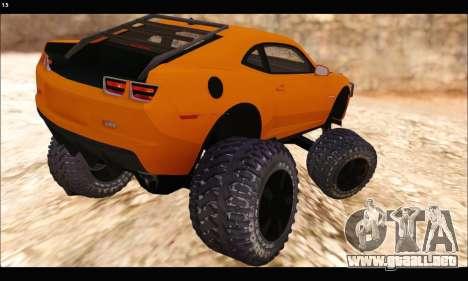 Chevrolet Camaro SUV Concept para la visión correcta GTA San Andreas