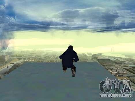 SFR1 New Skin para GTA San Andreas sucesivamente de pantalla