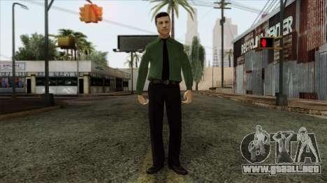 Police Skin 8 para GTA San Andreas