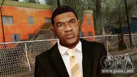 GTA 4 Skin 19 para GTA San Andreas tercera pantalla