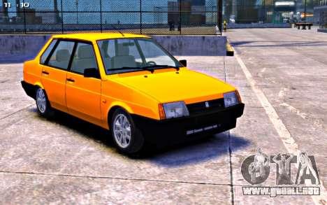 VAZ 21099 Stock para GTA 4