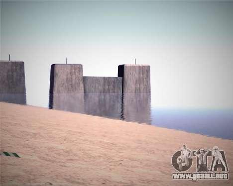 ENBSeries débiles y medianas PC para GTA San Andreas sucesivamente de pantalla