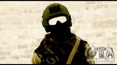 Attack Plane from Battlefield 4 para GTA San Andreas tercera pantalla