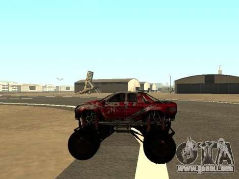 SuperMotoXL Zen MaXXimus CD 17.1 XL-HT para visión interna GTA San Andreas