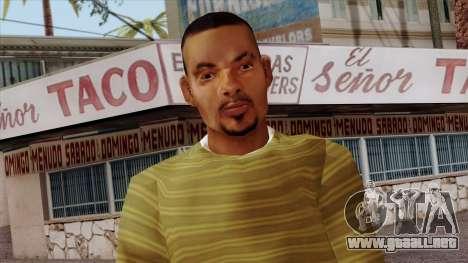 GTA 4 Skin 73 para GTA San Andreas tercera pantalla