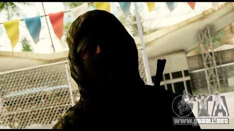 Sniper from Battlefield 4 para GTA San Andreas tercera pantalla