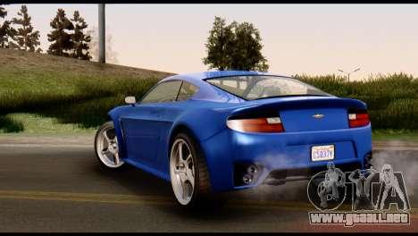 GTA 5 Dewbauchee Rapid GT Coupe [HQLM] para la visión correcta GTA San Andreas