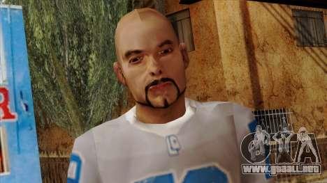 GTA 4 Skin 75 para GTA San Andreas tercera pantalla