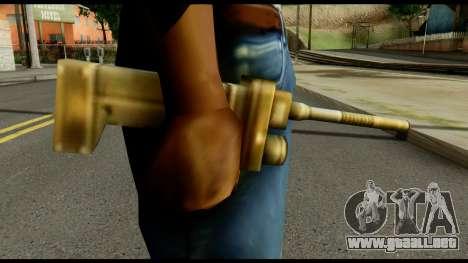 TNT Detonator from Metal Gear Solid para GTA San Andreas tercera pantalla