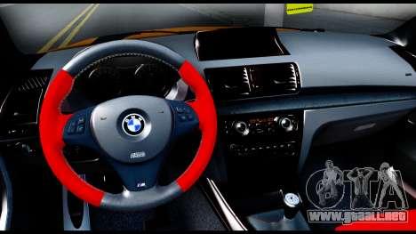 BMW M1 para visión interna GTA San Andreas