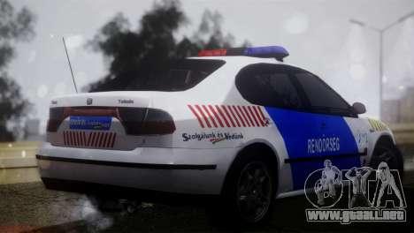 Seat Toledo 1999 Police para GTA San Andreas left