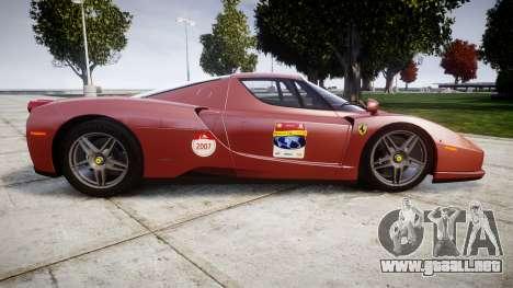 Ferrari Enzo 2002 [EPM] Stripes para GTA 4 left