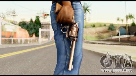 CSAA from Metal Gear Solid para GTA San Andreas tercera pantalla