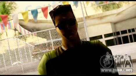Counter Strike Skin 3 para GTA San Andreas tercera pantalla