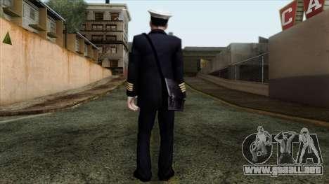 GTA 4 Skin 91 para GTA San Andreas segunda pantalla