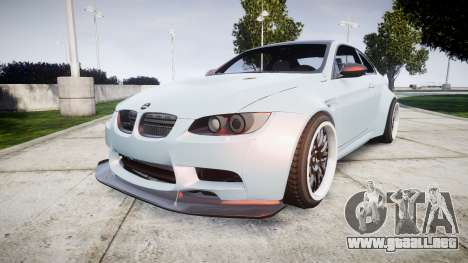 BMW E92 M3 LibertyWalk para GTA 4