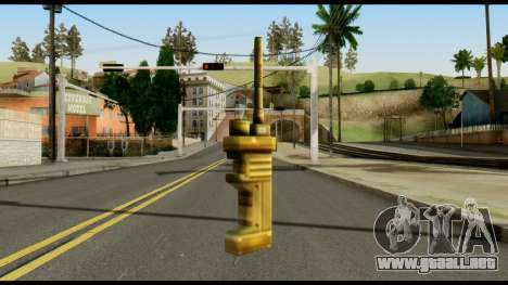 TNT Detonator from Metal Gear Solid para GTA San Andreas