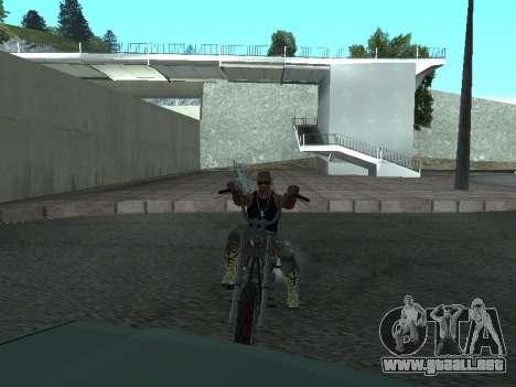 Angel GTA 4 TLaD para GTA San Andreas left