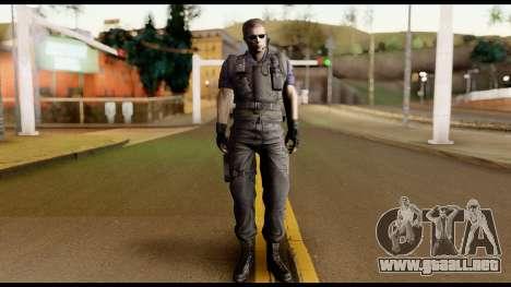 Resident Evil Skin 11 para GTA San Andreas