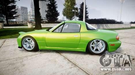 Mazda MX-7 para GTA 4 left