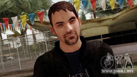 GTA 4 Skin 46 para GTA San Andreas tercera pantalla