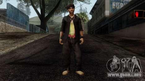 GTA 4 Skin 22 para GTA San Andreas