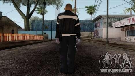 GTA 4 Skin 53 para GTA San Andreas segunda pantalla