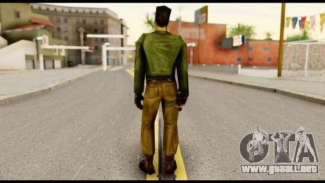 Counter Strike Skin 3 para GTA San Andreas segunda pantalla