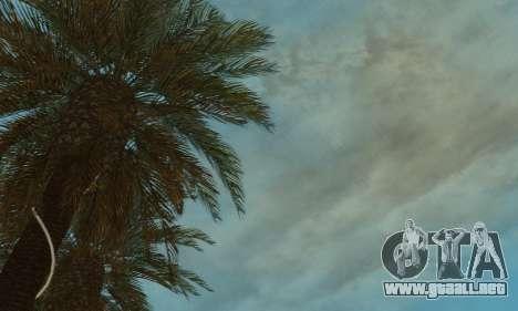 ENBSeries v6 By phpa para GTA San Andreas sucesivamente de pantalla