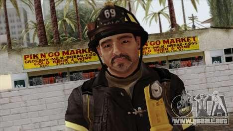 GTA 4 Skin 45 para GTA San Andreas tercera pantalla